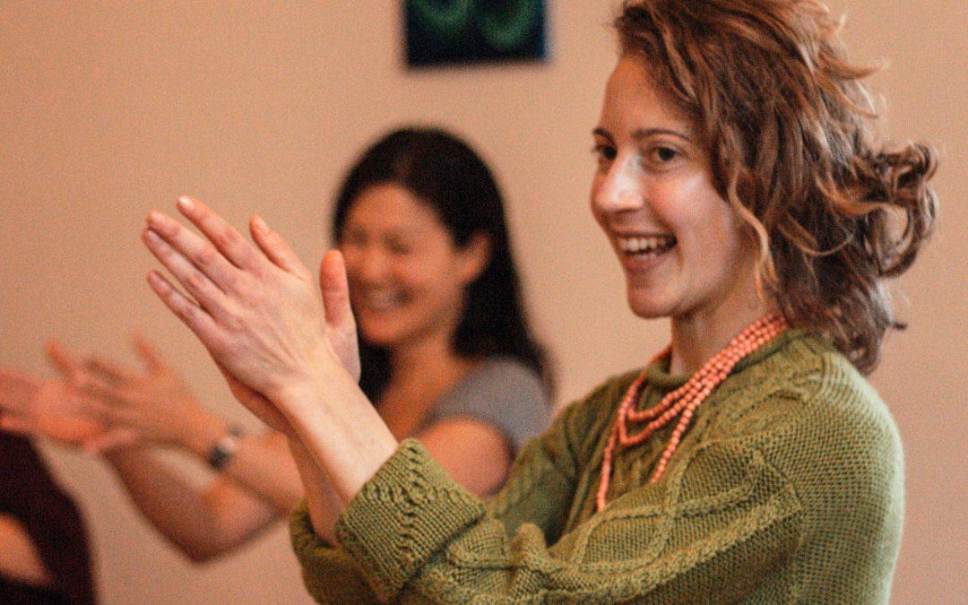 Rhythmic MeditationOctober 3, 6pm-7pm